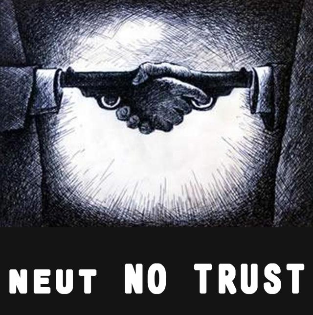 no trust art